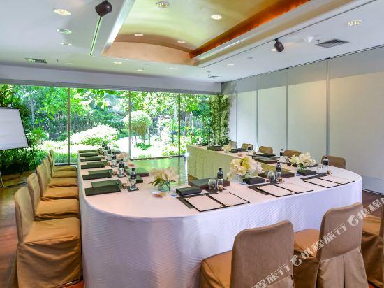 曼谷瑞士奈樂特公園酒店(Swissotel Nai Lert Park Bangkok)會議室