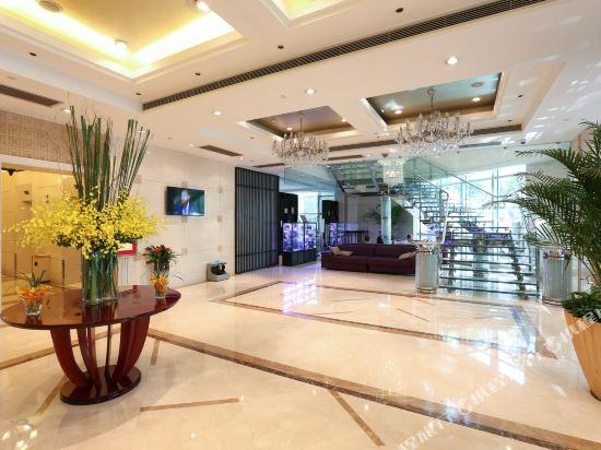 上海嘉豪淮海國際豪生酒店(Howard Johnson Huaihai Hotel Shanghai)公共區域