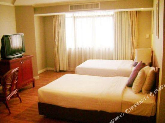 皇家華欣海灘度假酒店(The Imperial Hua Hin Beach Resort)池景豪華房