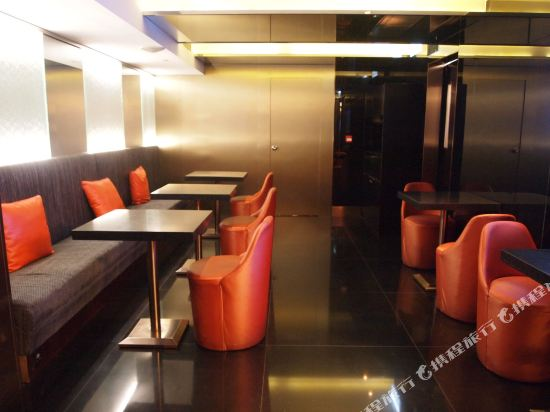 晉逸海景精品酒店上環(Butterfly on Waterfront Boutique Hotel Sheung Wan)大堂吧