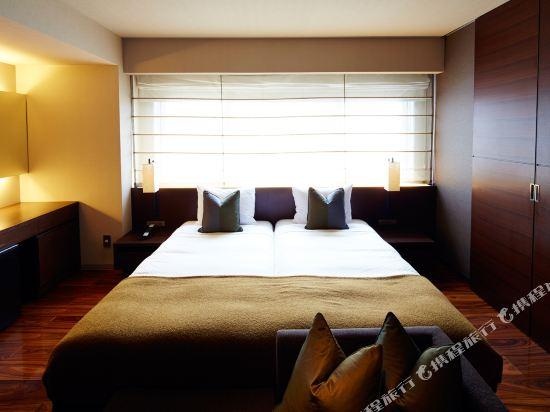 福岡天神UNIZO酒店(HOTEL UNIZO Fukuoka Tenjin)好萊塢雙床房