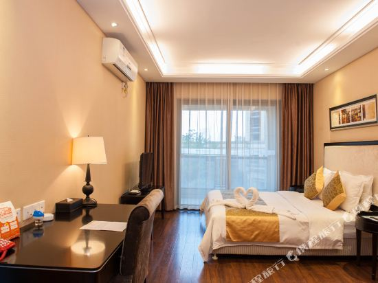 Sweetome Vacation Apartment (Jiefangbei Xiexin Mansion)