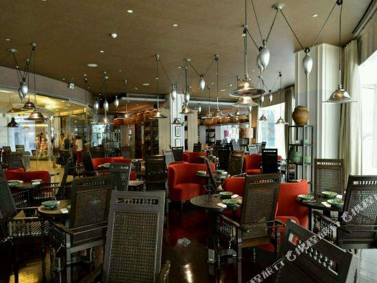 曼谷愛侶灣君悅酒店(Grand Hyatt Erawan Bangkok)咖啡廳