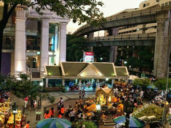 曼谷愛侶灣君悅酒店(Grand Hyatt Erawan Bangkok)周邊圖片