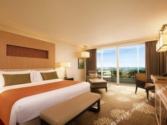 新加坡濱海灣金沙大酒店(Marina Bay Sands Singapore)天空景尊貴特大床房