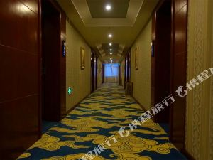 黃陵盛龍商務酒店