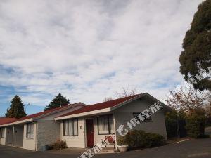 基督城機場小屋汽車旅館(Airport Lodge Motel Christchurch)