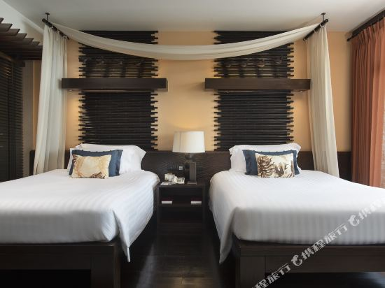 盛泰瀾幻影海灘度假村(Centara Grand Mirage Beach Resort Pattaya)幻影俱樂部面海房