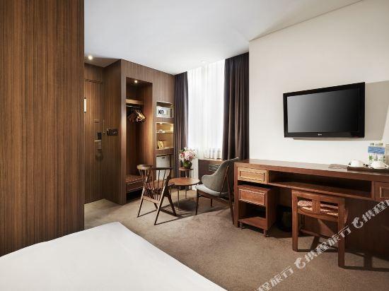 總統酒店(Hotel President)豪華小型大床房