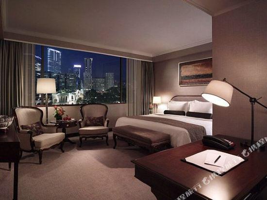 馬哥孛羅香港酒店(Marco Polo Hongkong Hotel)貴賓樓層豪華客房