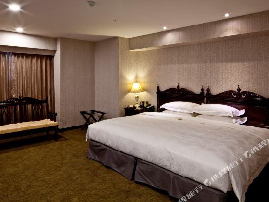 台中皇家季節酒店中港館(Royal Seasons Hotel Taichung Zhongkang)豪華客房