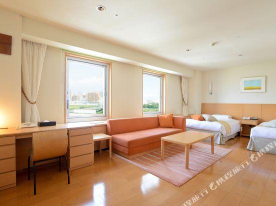 札幌公園飯店(Sapporo Park Hotel)ファミリー (2)
