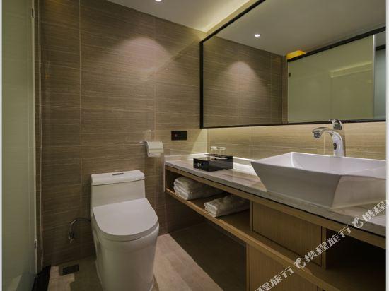 桔樹國際公寓(廣州珠江新城店)(Orange International Apartment (Guangzhou Zhujiang New City))城景家庭房