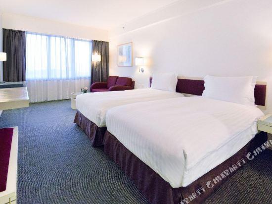 香港富豪機場酒店(Regal Airport Hotel)豪華房