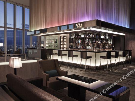大阪萬豪都酒店(Osaka Marriott Miyako Hotel)酒吧