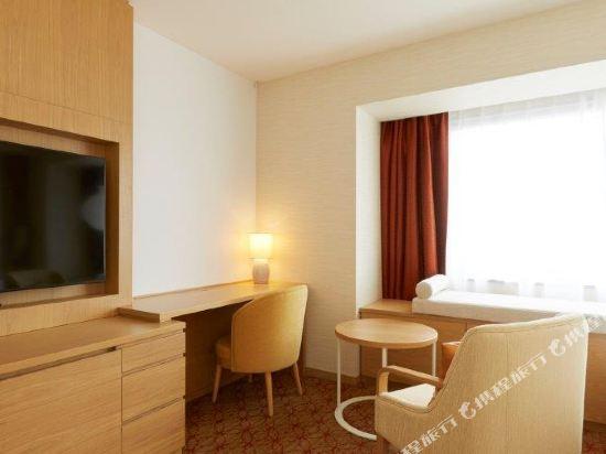 札幌京王廣場飯店(Keio Plaza Hotel Sapporo)舒適大間雙床房