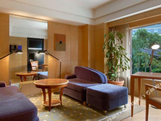 福岡君悅酒店(Grand Hyatt Fukuoka)君悅行政特大床套房