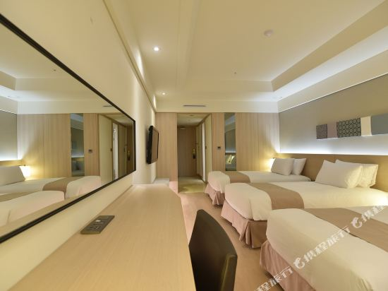 首爾太平洋酒店(Pacific Hotel Seoul)三人房