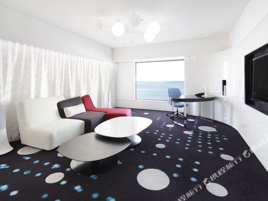 千葉東京灣希爾頓酒店(Hilton Tokyo Bay Chiba)靈動套房