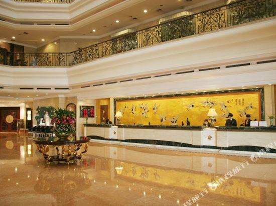 北京京都信苑飯店(Beijing Xinyuan Hotel)公共區域