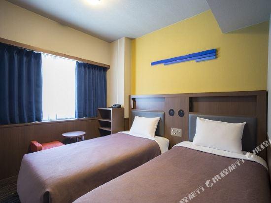 大阪新阪急酒店(Hotel New Hankyu Osaka)一室公寓雙床間