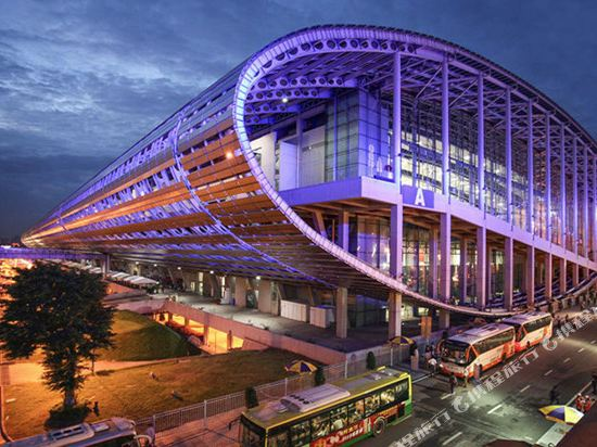 斯維登服務公寓(廣州琶洲國際會展門店)(Sweetome Vacation Rentals (Guangzhou Pazhou International Convention and Exhibition Center))外觀