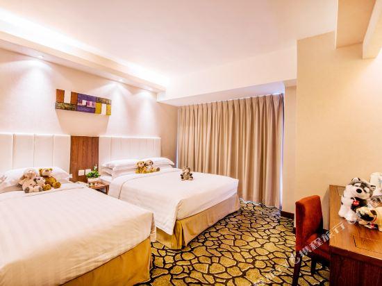 香港粵海酒店(GDH Hotel)家庭房
