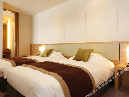 京阪環球塔酒店(Hotel Keihan Universal Tower)塔樓精緻套房