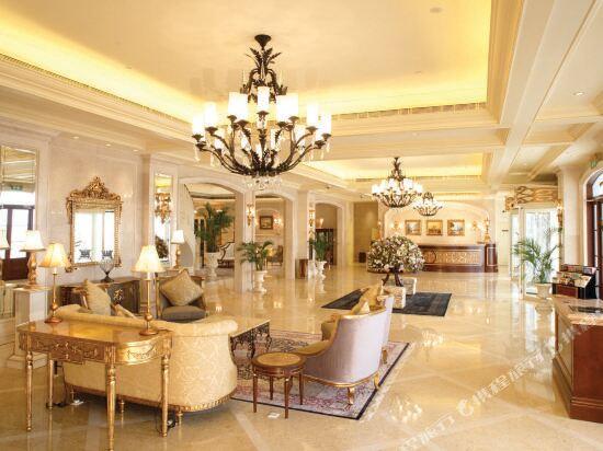 澳門萊斯酒店(Rocks Hotel)公共區域