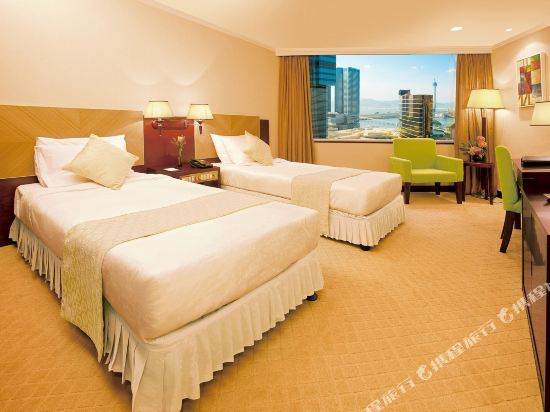 澳門帝濠酒店(Emperor Hotel)豪華客房