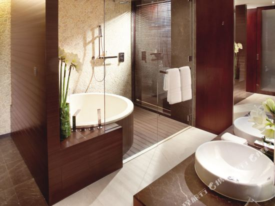 澳門新濠鋒酒店(Altira Macau)澳門海景客房(雙床)