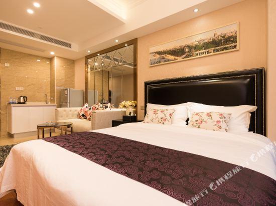 美豪酒店(深圳羅湖大劇院萬象城店)(Mehood Theater Hotel (Shenzhen Luohu Grand Theater The MIXC))港式主題房