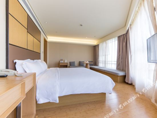 全季酒店(上海虹橋中山西路店)景觀大床房
