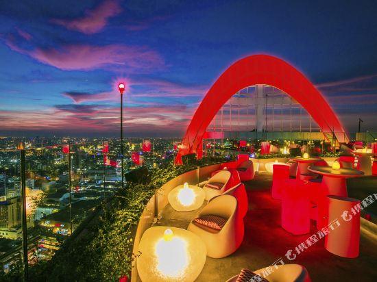 曼谷盛泰瀾中央世界商業中心酒店(Centara Grand at Centralworld)酒吧
