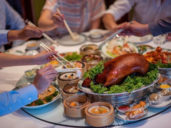 曼谷盛泰瀾中央世界商業中心酒店(Centara Grand at Centralworld)中餐廳