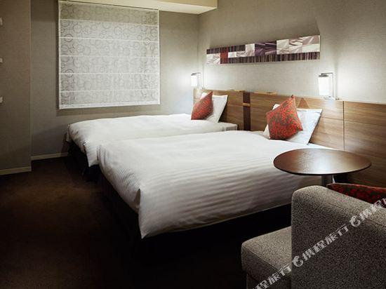 札幌三井花園酒店(Mitsui Garden Hotel Sapporo)通用雙床房