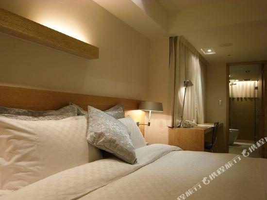 台中逢甲碧根行館(Beacon Hotel)華漾套房大床房