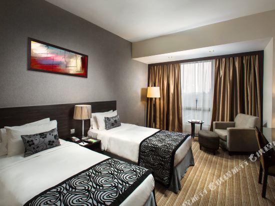 新加坡半島怡東酒店(Peninsula Excelsior Hotel Singapore)Deluxe Room