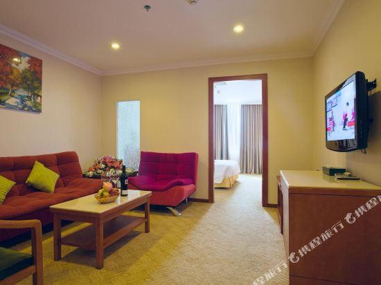 珠海L Hotel蓮花店高級雙床套房