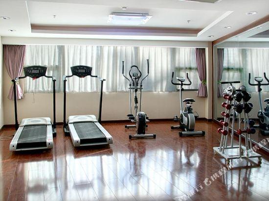北京天壇飯店(Tiantan Hotel)健身房