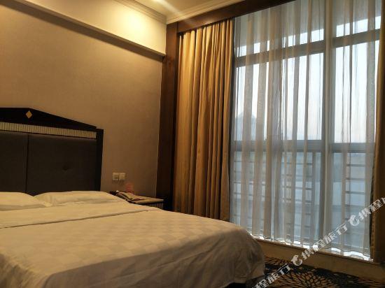中山匯泉酒店(Huiquan Hotel)豪華單人房