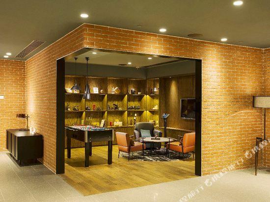 香港九龍貝爾特酒店(Pentahotel Hong Kong Kowloon)公共區域