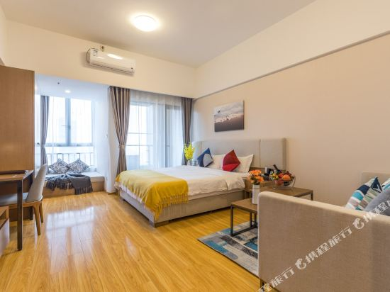 Livetour International Apartments (Guangzhou Greenland Central Plaza Store)