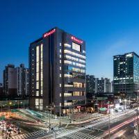 華美達首爾辛多林酒店酒店預訂