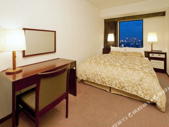 東京太陽城王子大酒店(Sunshine City Prince Hotel Tokyo)陽光樓層小型雙人房