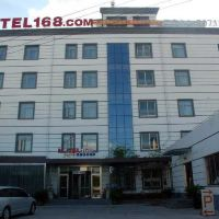 莫泰168(上海外青松公路青浦新城地鐵站店)酒店預訂