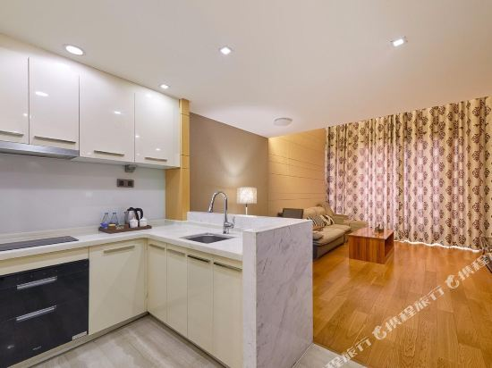 星倫保利中匯國際公寓(廣州火車東站店)(原倫凱保利國際公寓)豪華浪漫複式套房