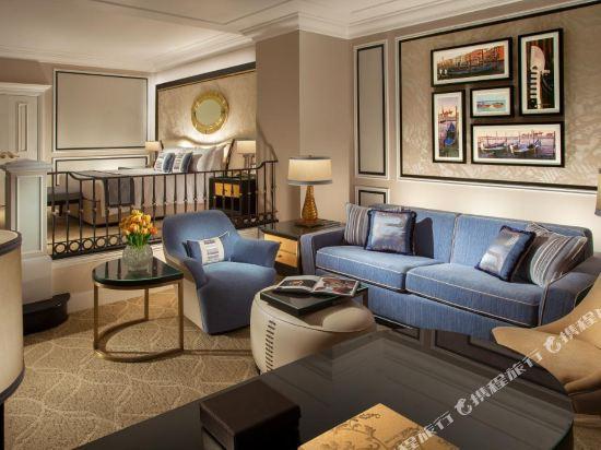 澳門威尼斯人-度假村-酒店(The Venetian Macao Resort Hotel)奢華皇室套房