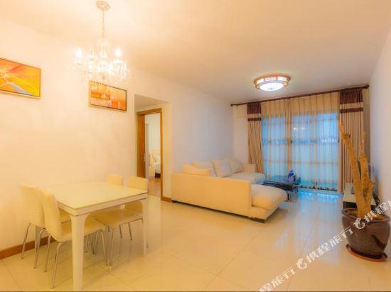 珠海世紀城酒店式公寓(Shijicheng Apartment Hotel)温馨兩房一廳套房