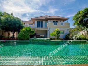 華欣黃山泳池別墅5(Wongsuwan Pool Villa 5)